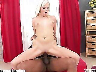 Milf Gets Punished By Bbc For Having A Dildo