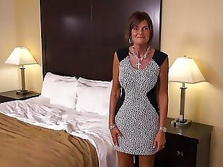 Realtor Does Amateur Pov Casting - Milf S First Only Scene