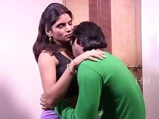 Shruthi Bhabhi With Brother In Law