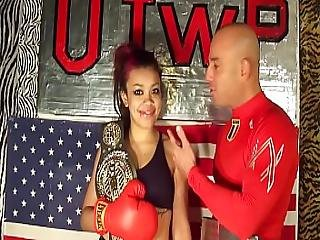 Man Vs Women Intergender Match Belly Punching Boxing Match Uiwp Entertainment