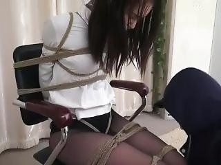 Bondage And Gagged