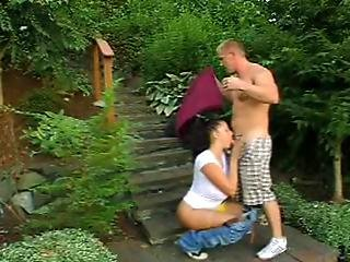 Stairs Fuck From Scavenger Hunt With Gianna Michaels