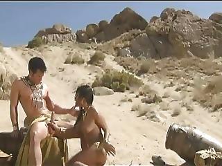 Fucking In The Desert