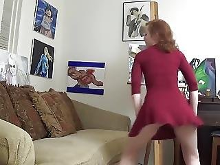 Lit Dress Twerking