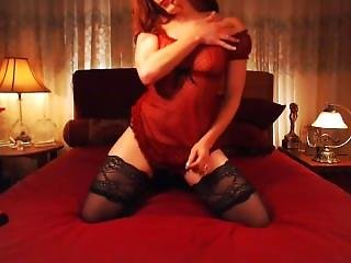 Littleredbunny Freechat 11-02-2017 No Panty Then Topless
