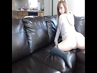 Teen May Marmalade Masturbating On Live Webcam - 6cam.biz