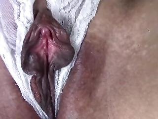 Big Clit Big Lips Beautiful Swollen Moist Pussy Ready To Be Licked & Sucked