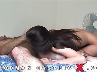 Woodman Casting Hairy Chick