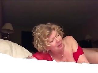 Swedish Amateur Blonde Mom From Datefree.eu