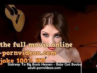 Stairway To Big Boob Heaven - Baby Got Boobs