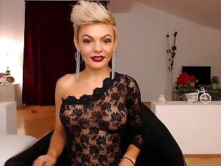 Alexybelle Freechat In See-through Outfit 05-10-16