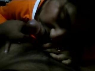 Bengali Girl Blowjob With Cum Swallow