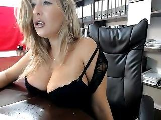 duże cycki, blondynka, cycek, masturbacja, milf, ładna, solo, kobiecy wytrysk, seks na stole, zabawki, kamerka