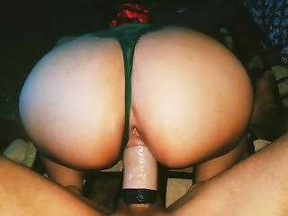 My Pussy Cumming On Daddys Cock