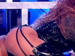 Beyonce Thong Twerk