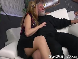 babcia duża cipka