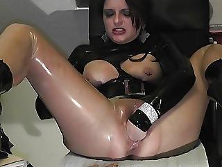 Bizarre Orgasm