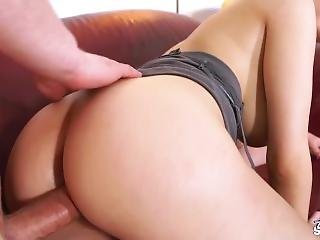Pierced Busty Teenager Cant Belive She Really Fuck Fake Agent On Casting