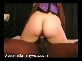 My Big Ass Riding 12 Inch Bbc While Hubby Films It Hotwife