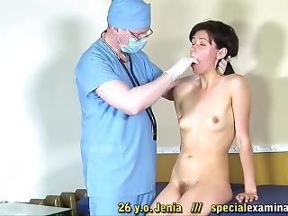 Medical Fetish Jenia