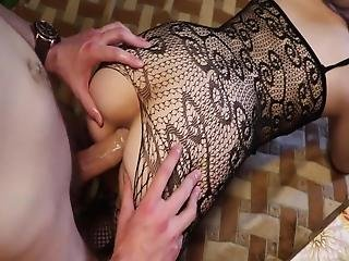 Fuck Her Anal So Fast And It Really Hurts