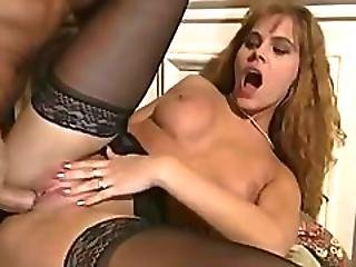 Hot Young French Wife Valy Cheats On Husband%2C Fucking His Married Old Boss%21