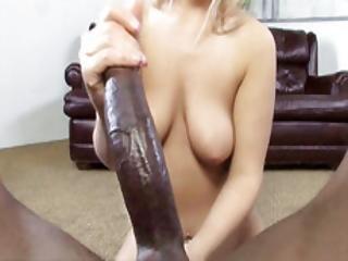 Valtava musta penis porno