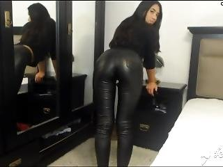 tight Ebony sluts jeans in