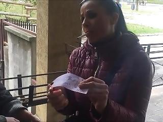 Un Giro Al Bancomat / Lo Schiavo Preleva I Soldi Per Me / Mistress Claudia