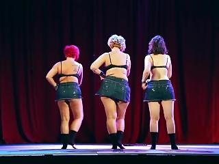 Cin City Burlesque - Fat Bottomed Girls