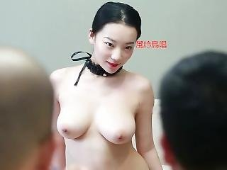 Chinese Model ??? Zhangxuexin - Nude Shoot Bts
