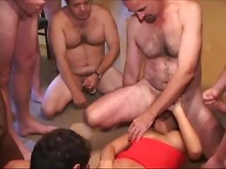 Gabrielle Santini - Bukkake Bitch