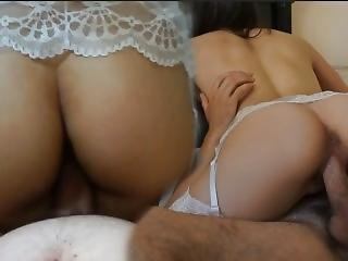 Sexy Dressed Babe Gets Fucked Hard