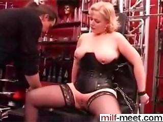 ώριμη, Milf, τρύπα, μουνί, σέξυ, δούλος, νέα