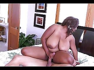 Huge Chocolate Melons Bouncing