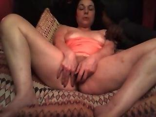 Hubby Plays With Sexy Wifes Tight Ass