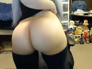 anal, cul, gros cul, bite, ébène, masturbation, mature, milf, sexy