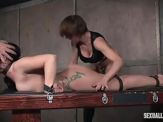 anal, rompe, bdsm, stor rompe, blowjob, bondage, kukk, knulling, hardcore, grovt, sex, trekant, hore