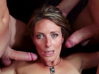 My First Double Anal For A Custom Video - Teaser
