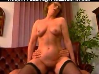 Office Milf In Stockings Fucks Mature Mature Porn Granny Old Cumshots Cumshot