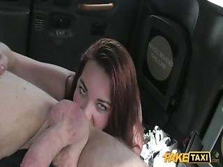 British, Dutch, Lick, Pussy, Redhead, Rimjob, Rough, Sex, Taxi