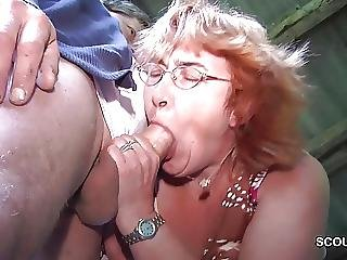 German, Hardcore, Mature, Milf, Outdoor