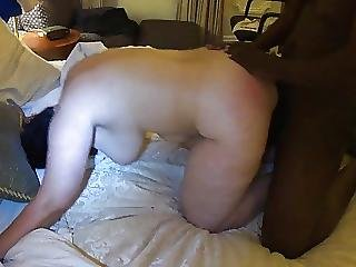 Wifes 1st Anal Experience And Rough Spanking
