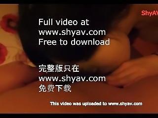Having A Good Sex With My Korean Girlfriend At Shanghai