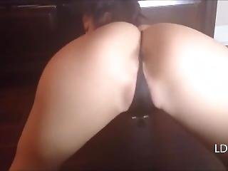 Sexy Teen In Tight Tiny Thong Shakes Her Big Bubble Ass Like A Fucking Slut
