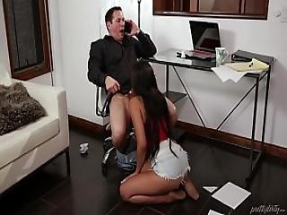 Kinky Teen Wants Her Step Dad S Cock - Maya Bijou - Pretty Dirty