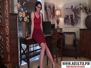 Amazing Milf Victoria Ross Gets Nailed Hot Teen Son
