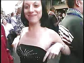 Amatør, Mardi Gras, Offentlig
