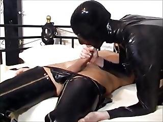 Bdsm, Blowjob, Compilation, Latex, Leather, Mask