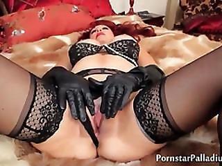 Pelliccia, Pornostar, Rossa, Sexy